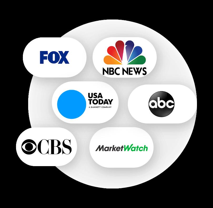 USA Today FOX ABC CBS
